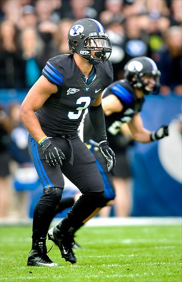 the best attitude f3eb5 1b4c4 BYU Football: Black Jerseys Won't Be Back in 2013, But will ...