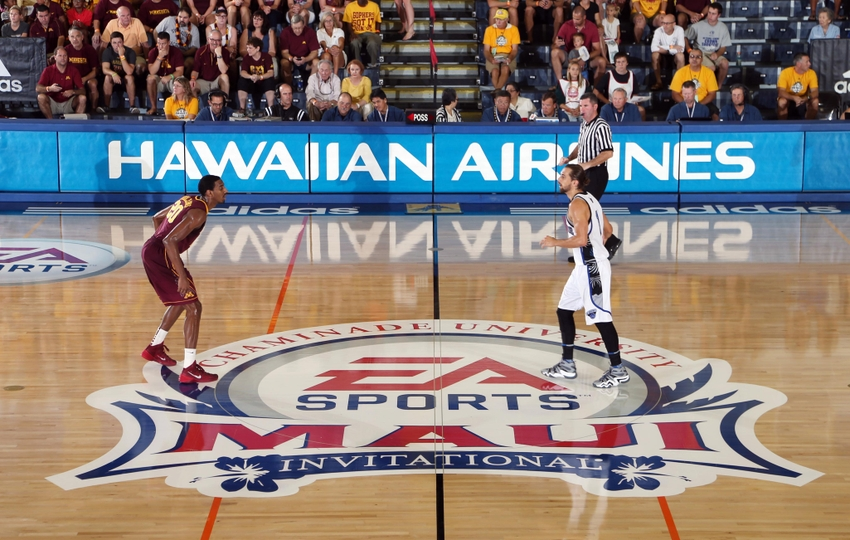 EA Sports Maui Invitational Bracket Released