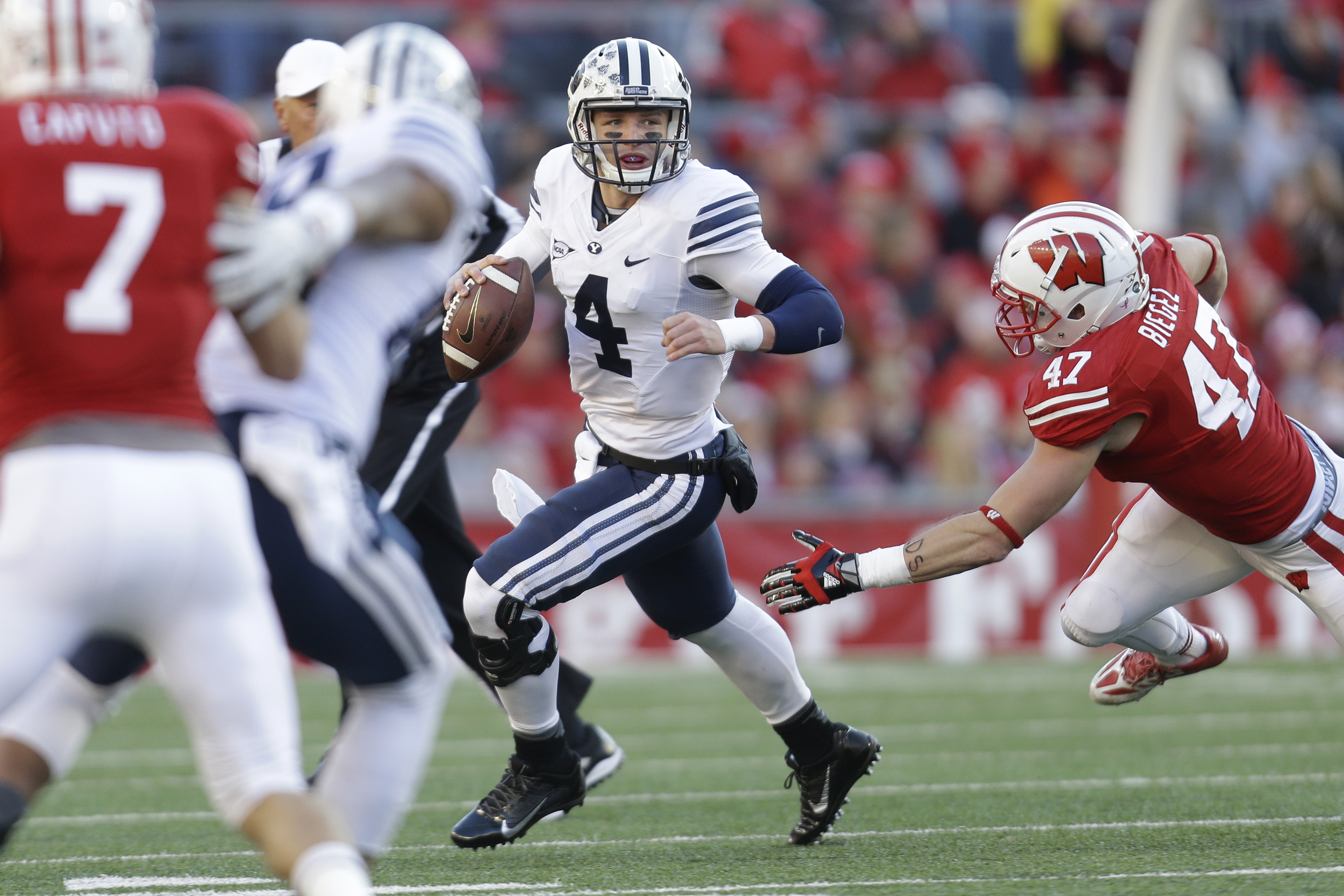 BYU football: The 10 best performances of the Independence era